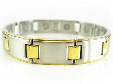 Magnetic Bracelet Men's Stainless Steel