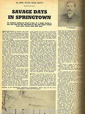 Tarkington Family Genealogy - Springtown, Texas