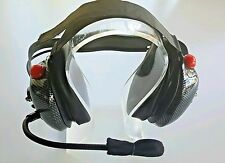 RACING HEADSET DUAL PRO 50 CARBON SERIES LOW COST W/WIDE SHIPPING