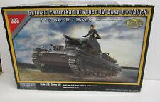TANK WW2 PANZERKAMPFWAGEN IV Ausf. D / TAUSCH  - Maquette 1/35eme TRISTAR 023