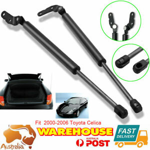 For Toyota Celica 2000-2006 Vehicle Gas Struts Tailgates Trunk Shock Spring 2PCS