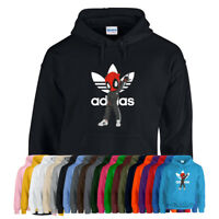 DEADPOOL Comedy Sports Hoodie Hoody Limited Edition Mens Womens Funny Super Hero