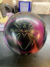 Hammer Black Widow Omega Bowling Ball 15lb Overseas