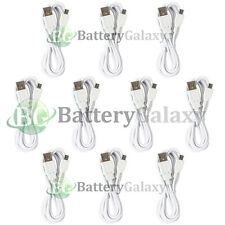 10 NEW USB 6FT Micro Charger Cable for Phone Samsung Galaxy S1 S2 S3 S4 S5 S6 S7