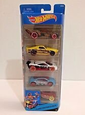 Hot Wheels City 5 - Pack - Flame Fighters BFB34