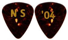 JOURNEY Guitar Pick : 2004 Tour Neal Schon gold tortoise '04 signature