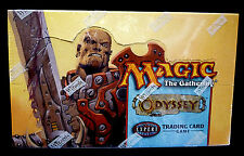 Odyssey Booster Box New WOTC Magic the Gathering  2001 MTG Factory Sealed