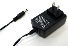 Enerpower AC/DC Netzteil Power supplier US 12V 0,5A (6W) 5,5 mm / 2,1 mm UL