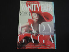 VANITY FAIR magazine - January 2012 - Lady Gaga - Royal Romance you don't know