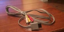 Wii Sensor Bar AC Adapter and HDMI cord bundle pre owned as is