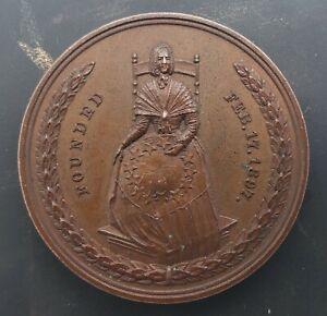 1897 Betsy Ross Bronze Medal Token