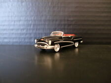 1953 Buick Roadmaster Convertible with Rubber Tires Black Loose 1/64 Die Cast