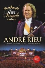André Rieu - Rieu Royale (NEW DVD)