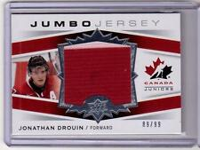 JONATHAN DROUIN 14/15 Upper Deck Team Canada Juniors Rookie Jumbo Jersey #/99 SP