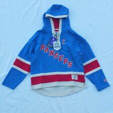 Old Time Hockey Men's Hoodie Size L/G Cotton Jersey Rangers Mcdonagh 27