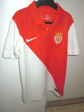 "TEE SHIRT NIKE AS MONACO MARQUAGE AU DOS ""YOANN 7"""
