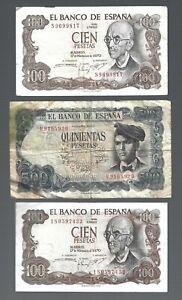 Spain 100 pesetas 1970 P-152 UNC /> Pre-Euro