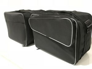 PANNIER LINER LUGGAGE BAGS FOR BMW VARIO R1200 GS WITH OUTER UPPER POCKET 2012