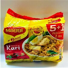 Instant noodle maggie curry79gx5 per pack