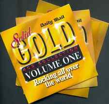 SOLID GOLD: 4 CD COLLECTION OF GREAT ROCK, POP & SOUL - PROMO CDs (2004)