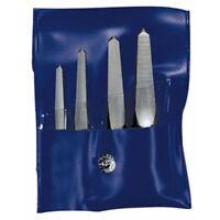 Irwin Industrial Tools 53625 Hanson Straight Flute Screw Extractors 4 Piece Set