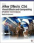 Adobe After Effects CS6 Visual Effects and Compositing Studio Techniqu-ExLibrary
