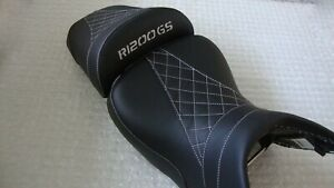 BMW R1200 GS Seat Front and Rear Custom Comfort EXCHANGE In Stock # 402