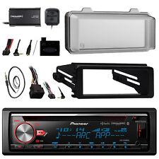 Radio, Tuner, Harley Radio Cover, Steering Interface, Antenna, Weathershield