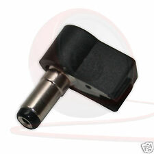 Angled 2.1mm dc plug. Rewireable Connector