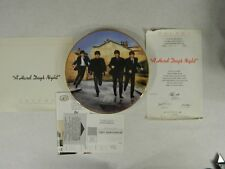 The Beatles A Hard Day's Night Bradford Exchange Delphi Plate