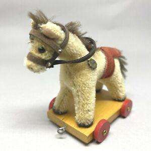 Hermann Teddy Original Miniature Mohair Horse