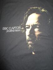 """1990 ERIC CLAPTON """"JOURNEY"""" Concert Tour (LG) T-Shirt"""