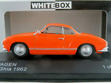WhiteBox WB064 VW Karmann Ghia Coupé (1962) in orange 1:43 NEU/OVP