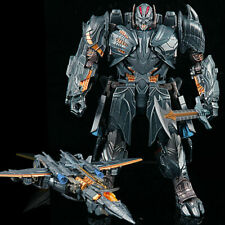 TRANSFORMERS THE LAST KNIGHT MEGATRON ACTION FIGURES MODEL PLANE TOY KO VERSION
