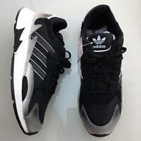 Adidas Tresc Run Black White Boost Running Shoes Men's Sneakers New