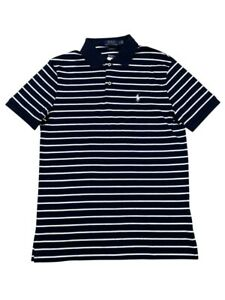 Polo Ralph Lauren Mens Striped Classic Fit Short Sleeve Polo Multi 71075074 New