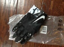 New Nike Vapor Fly Hyperfuse Football Gloves PGF303 001 Sz L Large black