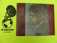 "Bob Dylan blood on the tracks - LP Record Vinyl Album 12"""