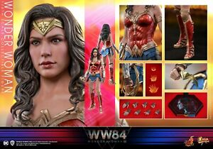 Hot Toys Wonder Woman 1984 1/6th scale Wonder Woman Collectible MMS584 Figure