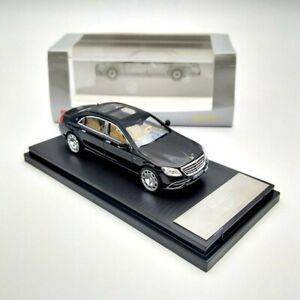 Mercedes Benz Maybach S-Class S680 Diecast Model Car Collection Toys 1/64 Master