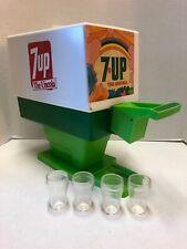 Toy 7up Dispenser Trim Molded Products Incomplete Vintage