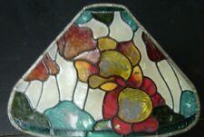 Stained Glass Tiffany Style Mushroom Night Light