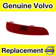 Genuine Volvo S40, V50 (08 -) Reflector Parachoques Trasero Lámpara/Luz/lente (izquierda)