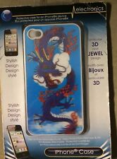 iPhone 4 Mobile Smart Phone Skin Case Protector (Dragon Design)