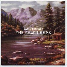 "The Beach Boys 7"" - single Cabin Essence-Clear yellow vinyle Mojo 2011-moj 06"
