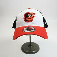 New Era 49forty 100%authentic fitted Hat multicolor size M Baltimore Orioles