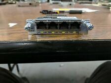 Cisco HWIC-4ESW,
