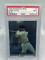 1995 Bowmans Best Blue #1 Derek Jeter PSA 9 Mint HOF - NY Yankees - GOAT
