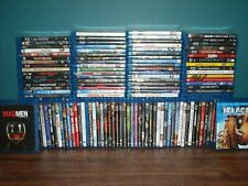 Blu-Ray Lot: Your Choice 5 Movies for 20.00 (Free Shipping, See Details Below)