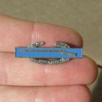 b9579 Korea Japan 1946 US Army CIB Combat Infantry Badge pin back R8A